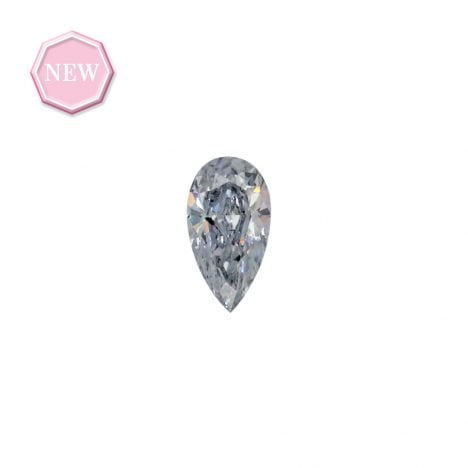 0.11ct Natural Fancy Bluish Grey SI2, BL1 Argyle Diamond