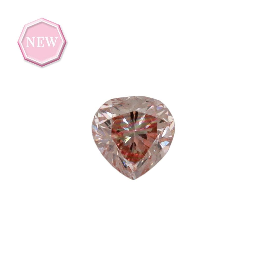 0.15ct Natural Fancy Pink SI1, 6PR Argyle Diamond