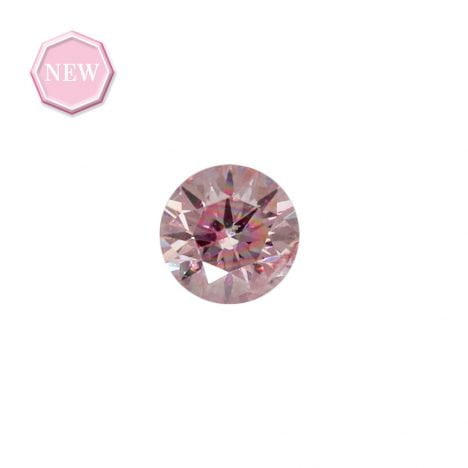 0.08ct Natural Fancy Intense Pink I1, 5PP Argyle Diamond