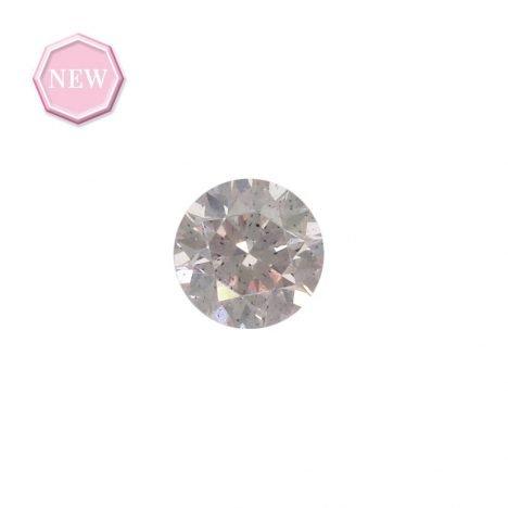 0.15ct Natural Fancy Light Pink SI2, 8P Argyle Diamond