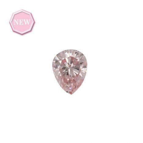 0.19ct Natural Fancy Light Pink SI2, 7P Argyle Diamond