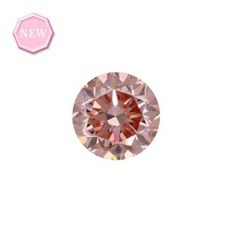 0.85ct Natural Fancy Pink VS2, 7PR Argyle Diamond