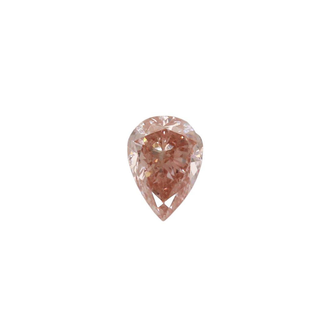 0.16ct Natural Fancy Pink, 5PR, SI2, Argyle Pink Diamond