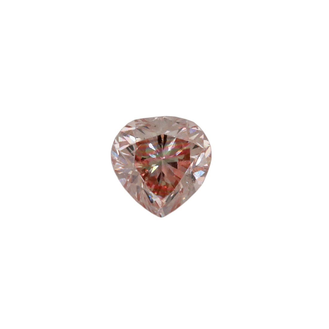 0.15ct Natural Fancy Pink, 6PR, SI1, Argyle Pink Diamond