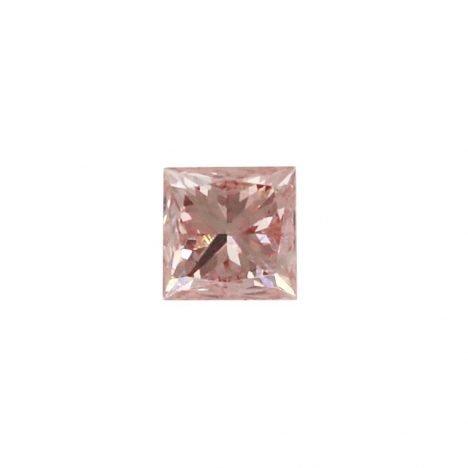 0.07ct Natural Fancy Intense Pink, 5PR, SI2, Argyle Pink Diamond