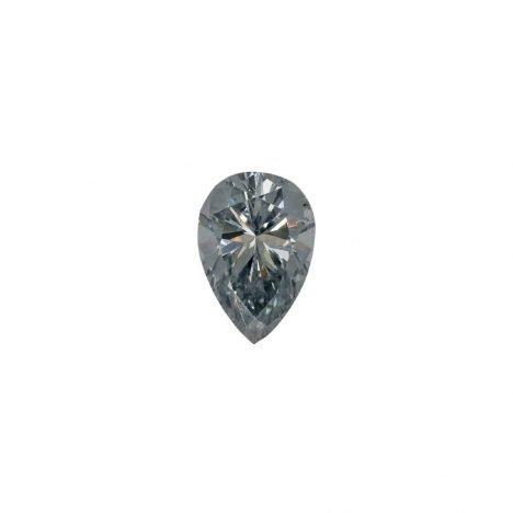 0.44ct Natural Fancy Bluish Grey, BL2, SI1, Argyle Pink Diamond