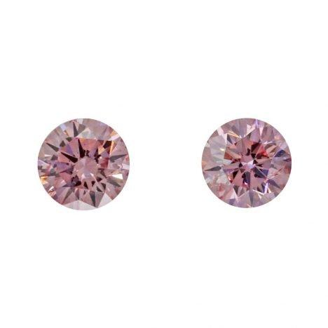 2=0.50ct Fancy Pink, 5P/5BP, SI1, Argyle pink diamond