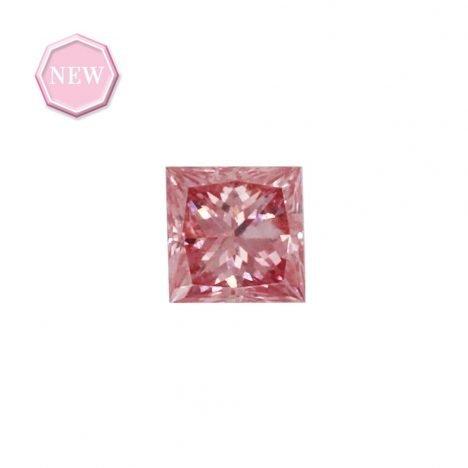 0.17ct Natural Fancy Intense Purplish Pink, 5P, I2, Argyle pink diamond