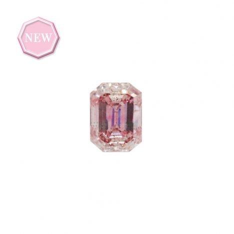 0.16ct Natural Fancy Pink, 7P,  I1, Argyle pink diamond