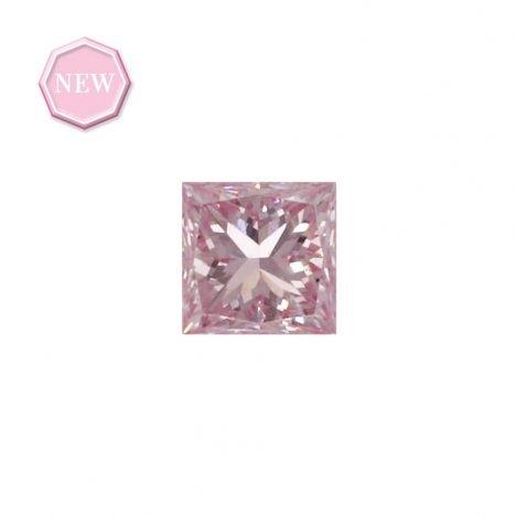0.17ct Natural Fancy Purplish Pink, 7PP, VS2, Argyle pink diamond