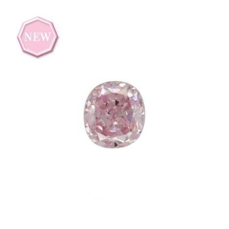0.07ct Natural Fancy Light Pink, 6PP, SI1, Argyle pink diamond