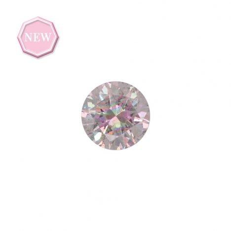 0.15ct Natural Fancy Light Pink, 8P, SI1, Argyle pink diamond