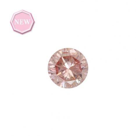 0.20ct Natural Fancy Pink, 7P, I1, Argyle pink diamond