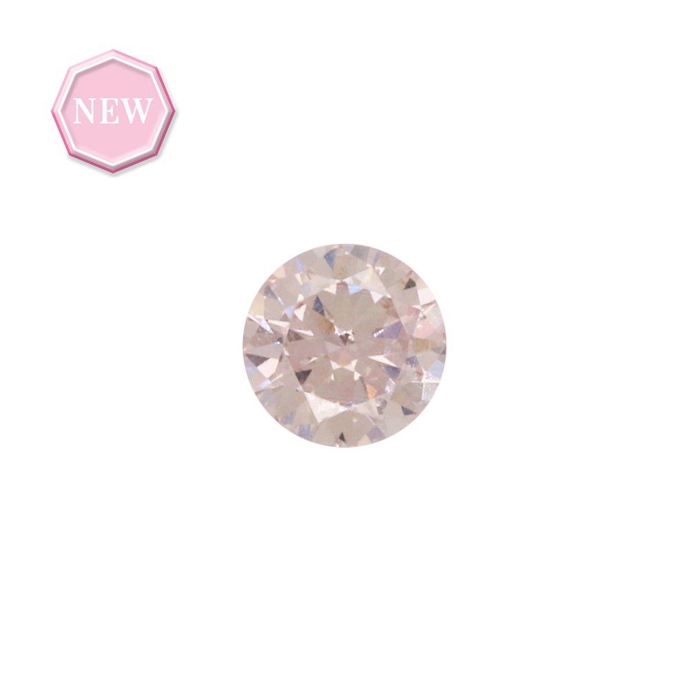 0.15ct Natural Fancy Light Pink, 7P, VS1, Argyle pink diamond