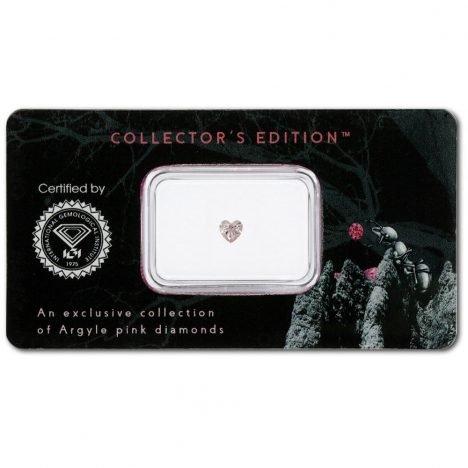 0.16ct Natural Fancy Pink, 9PR,  IF, Argyle pink diamond