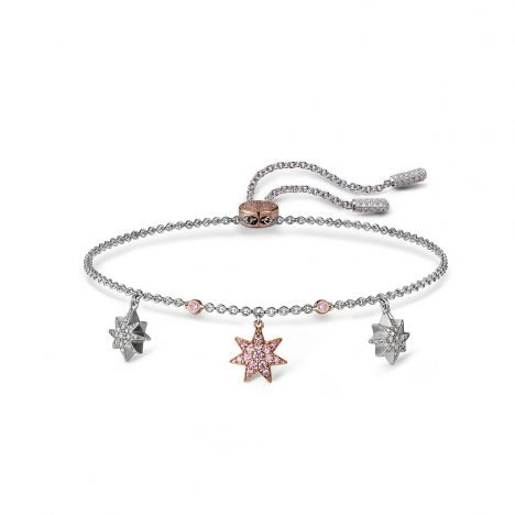 The Pink Starlet Bracelet - Argyle Pink Diamonds