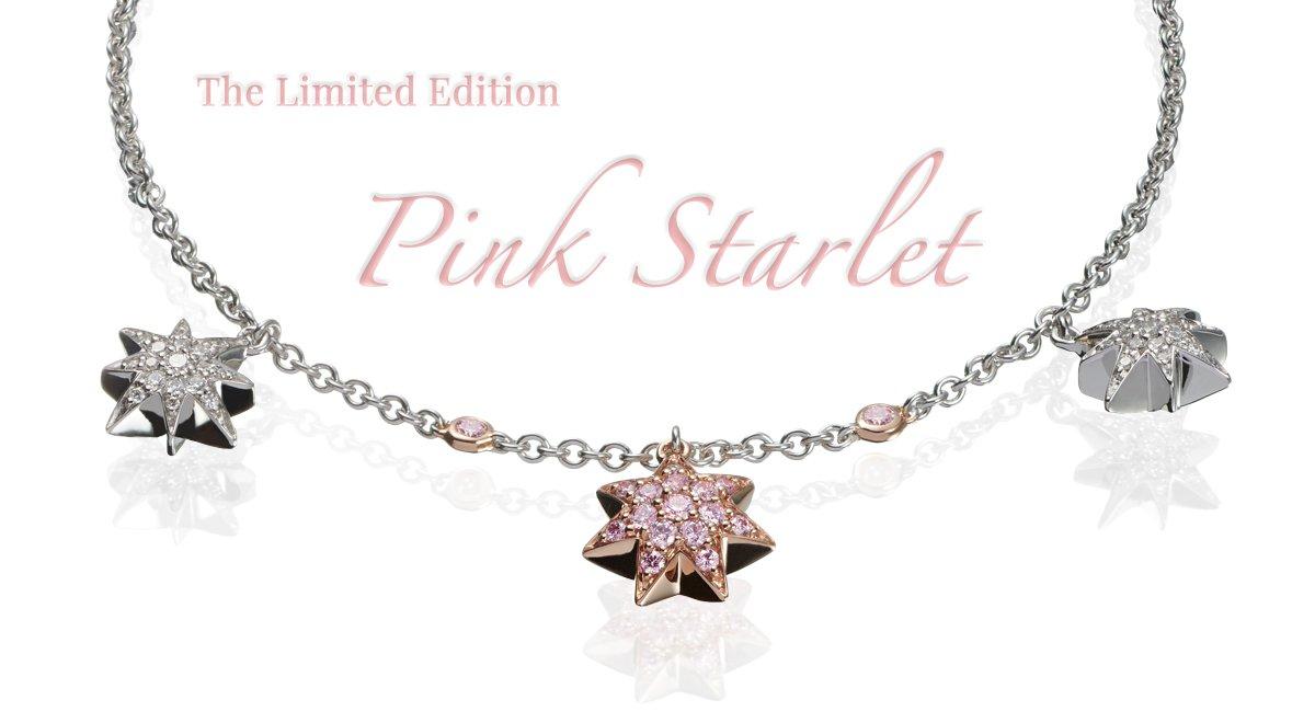 Pink Starlet Bracelet Banner